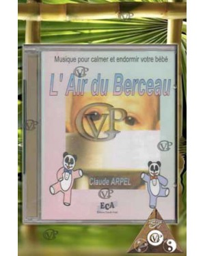 CD L'AIR DU BERCEAU    (CD012)