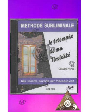 CD JE TRIOMPHE DE MA TIMIDITE    (CD110)