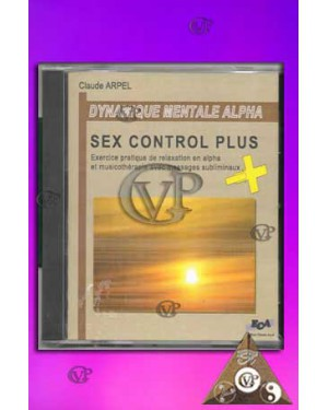CD SEX CONTROL PLUS    (CD210)