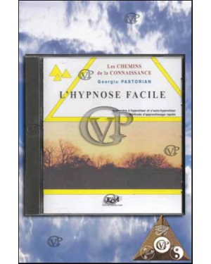 CD HYPNOSE FACILE    (CD301)