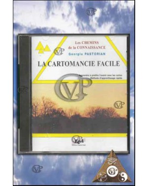 CD CARTOMANCIE FACILE    (CD305)
