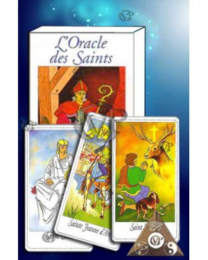 L'ORACLE DES SAINTS (FJP005)