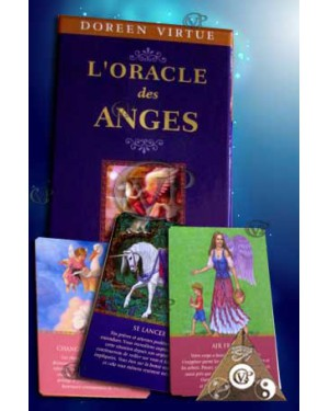 COFFRET L'ORACLE DES ANGES (EXER2569)