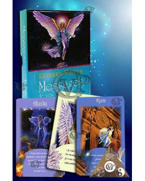COFFRET MESSAGES DE VOS ANGES (EXER2581)