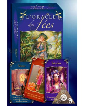 COFFRET L'ORACLE DES FEES (EXER2574)