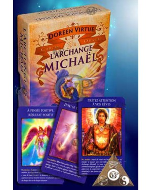 COFFRET L'ORACLE DE L'ARCHANGE MICHAEL (EXER8001)