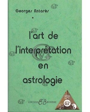 L'ART DE L'INTERPRETATION EN ASTROLOGIE (BUSS0013)