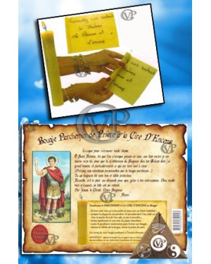 PARCHEMIN DE CIRE SAINT EXPEDIT