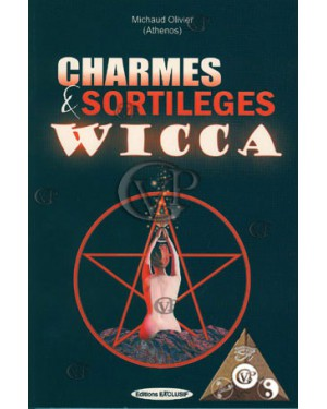 CHARMES SORTILEGES WICCA (EXCL1045)