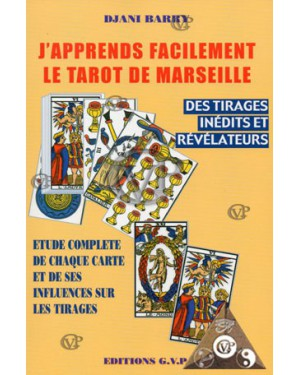 J'APPRENDS FACILEMENT LE TAROT DE MARSEILLE