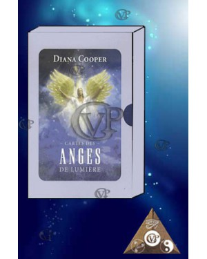 COFFRET CARTE DES ANGES DE LUMIERE