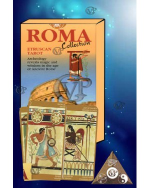 ROMA COLLECTION / ESTRUCAN TAROT