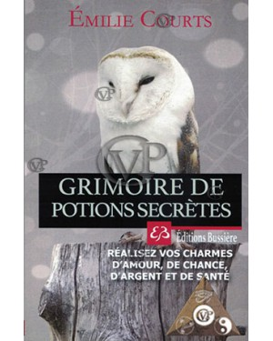 GRIMOIRE DE POTION SECRETES (9.00€ TTC)